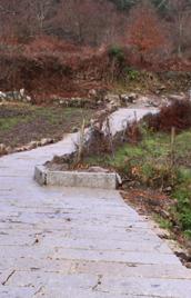 tramo do Camiño Portugués