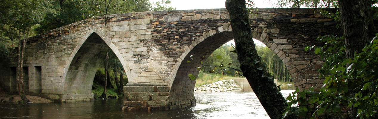 Restoration of stone bridges